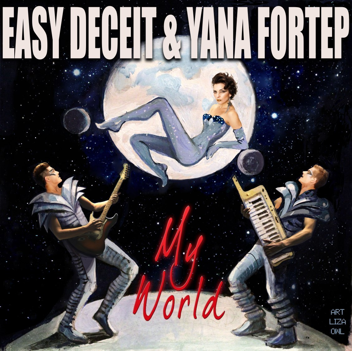 Easy Deceit and Yana Fortep