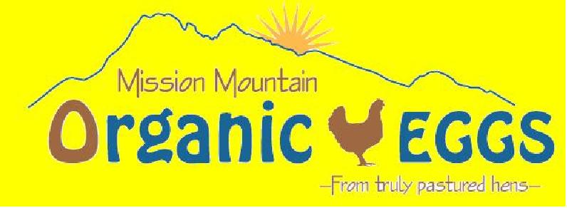MISSION MOUNTAIN ORGANIC EGGS