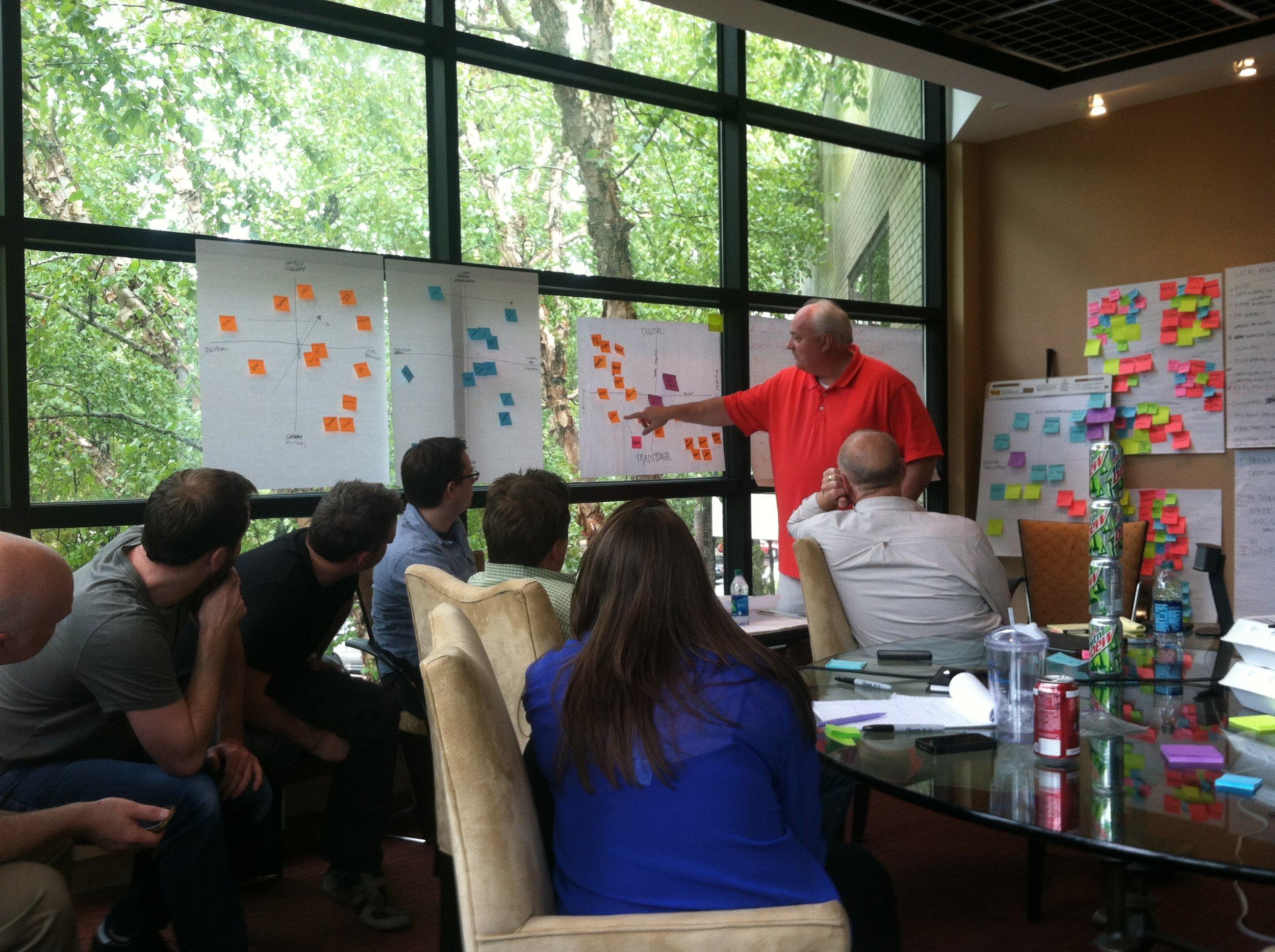 Lewis Communications Workshop