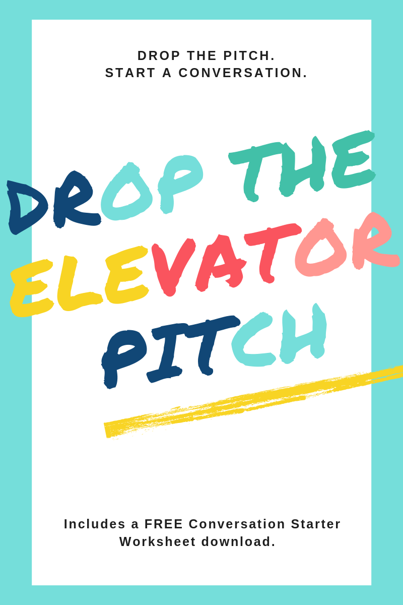 Snap Happy Pics Drop The Elevator Pitch
