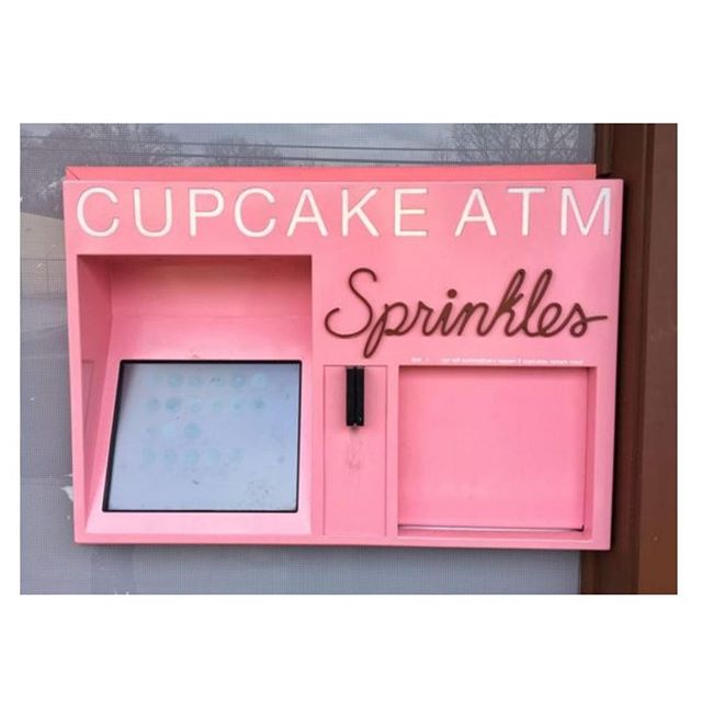 Apparently there are Cupcake ATMs (with sprinkles of course) in Nashville!  I'm not sure if it is because it is an ATM for cupcakes or that it is pink...but I love this idea!!! Still not sure if I am going to celebrate my birthday weekend in Nashville or New Orleans.  I lived in New Orleans for years and have visited countless times, but I haven't been back in a while and I am itching to go.  On the other hand my husband went to Nashville for a bachelor's party last month and said I had to see it.  Not sure which to choose.  Any suggestions? 💡💡💡