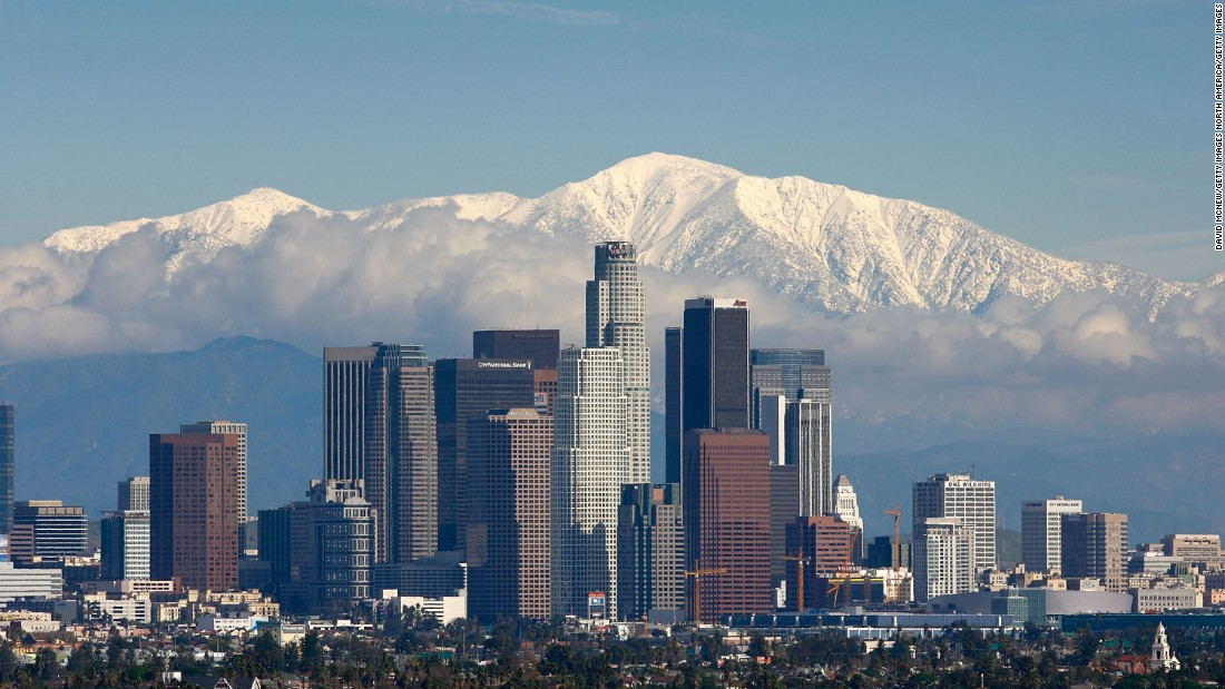 Downtown Los Angeles Real Estate