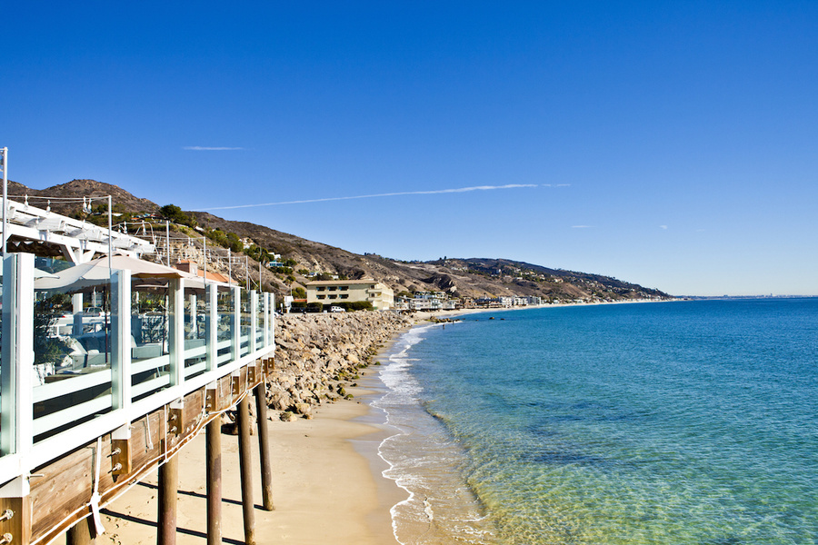 Malibu Shoreline