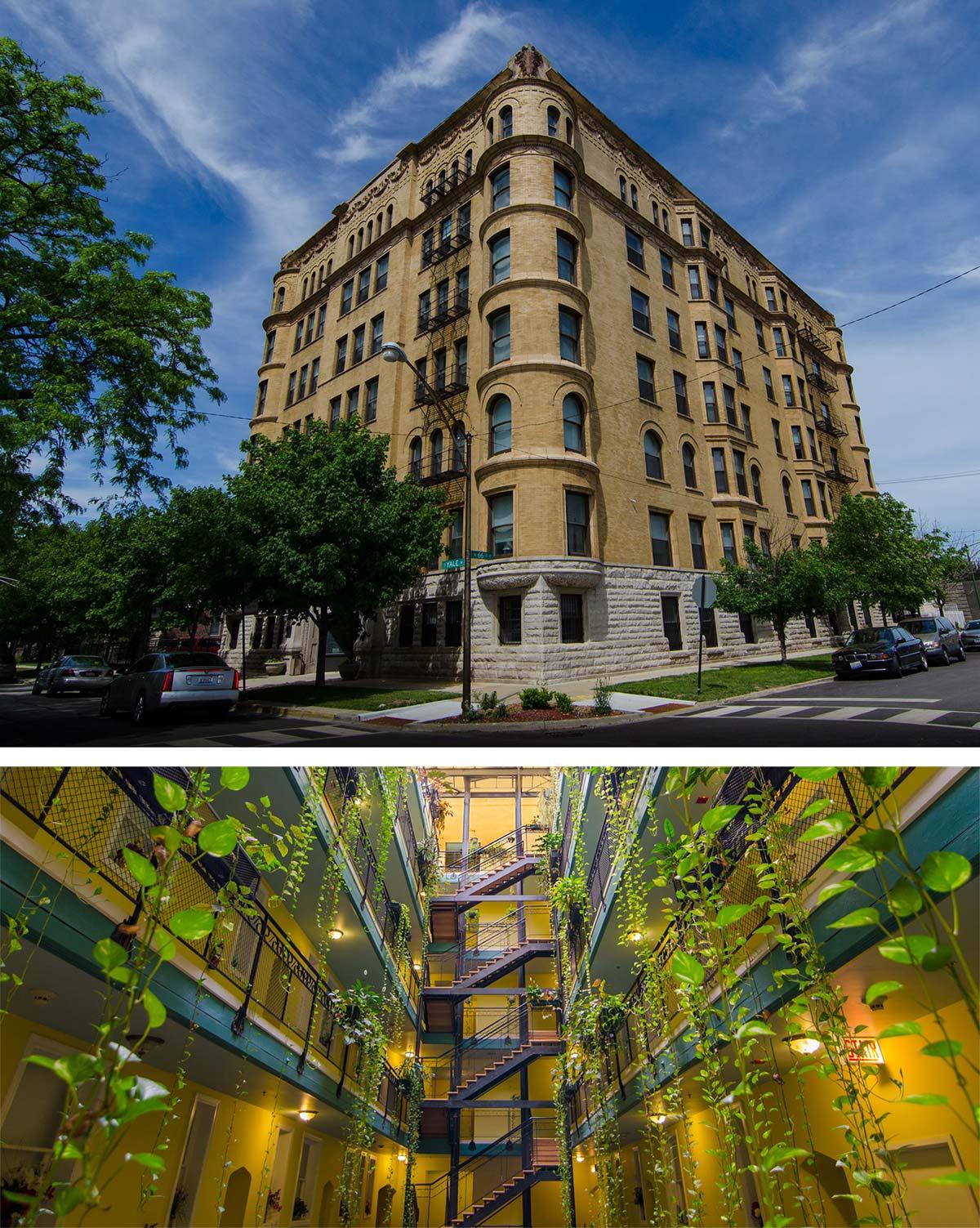 Yale Apartment Hotel. Photo courtesy of Eric Alixx Rogers.