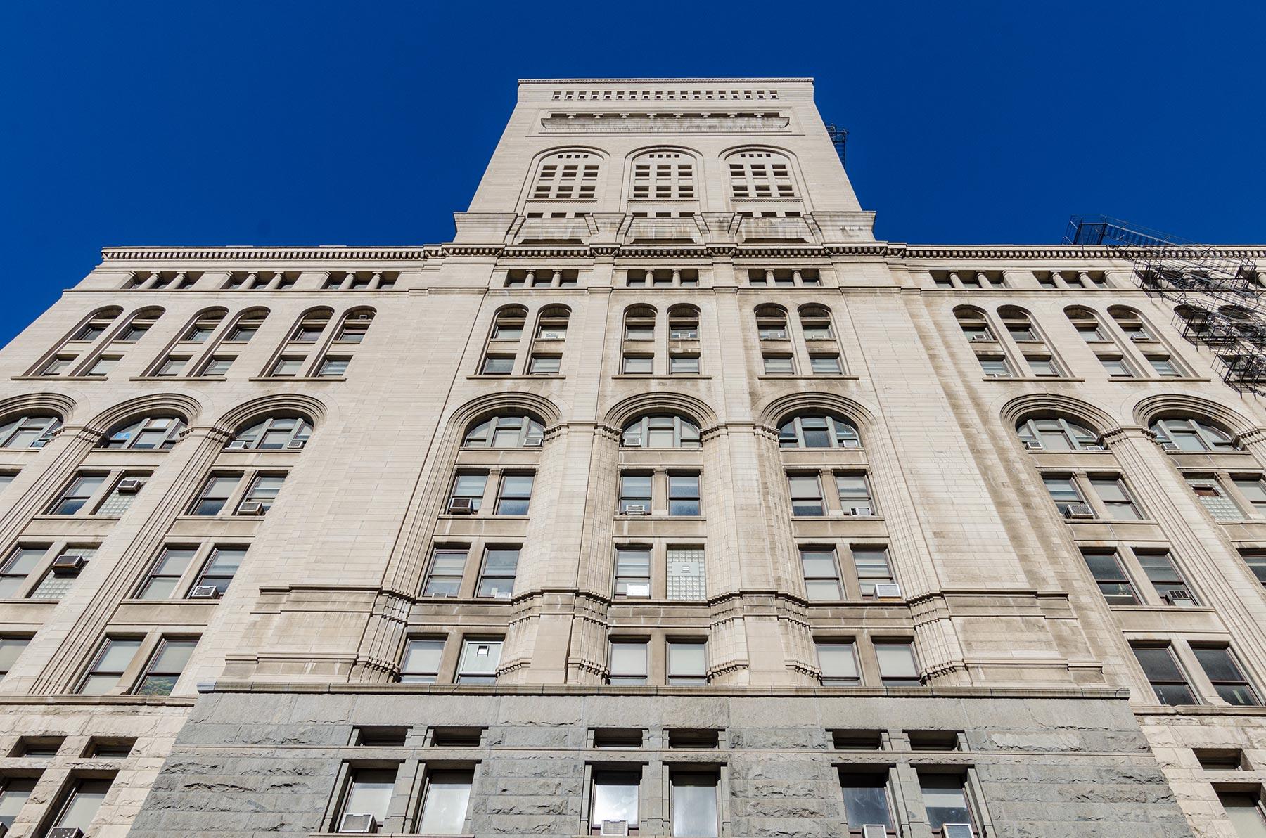 Alder & Sullivan's Auditorium Building, 50 E. Congress. Photo by Eric Allix Rogers