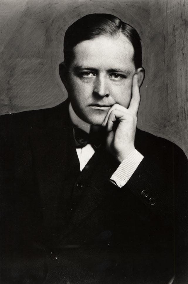 Edward H. Bennett. Courtesy of Ryerson & Burnham Libraries, Art Institute of Chicago