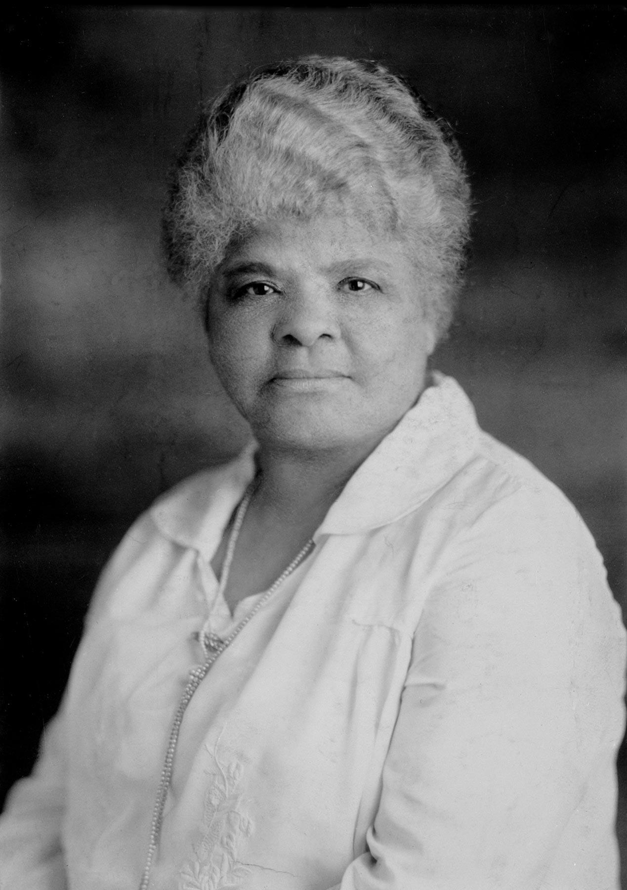 Ida B. Wells Barnett. Courtesy of Chicago History Museum, i12868.