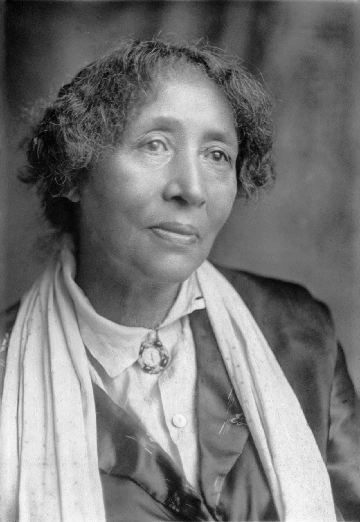 Lucy Parsons, 1920. Courtesy of Chicago History Museum, i12071.