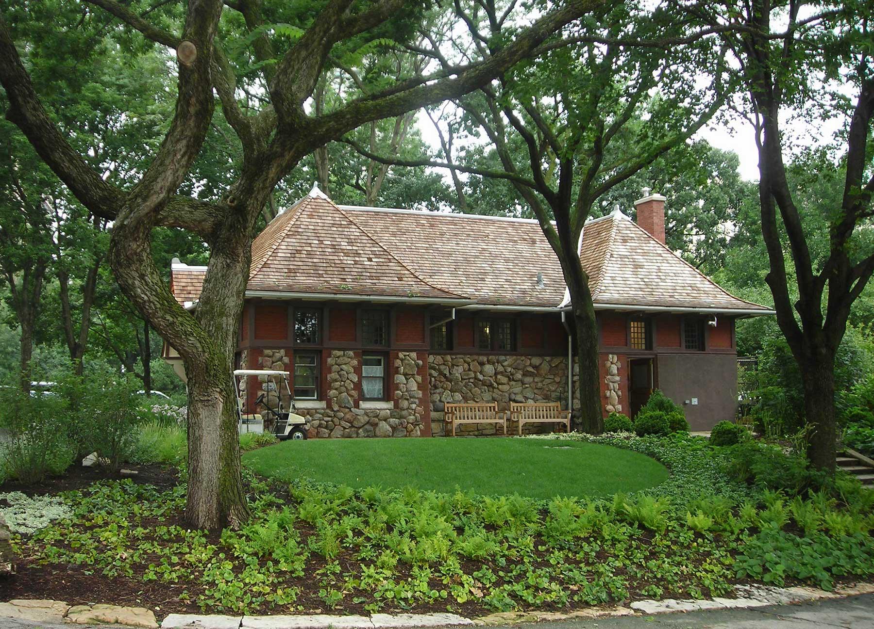 Carlson Cottage. Photo by Julia Bachrach.