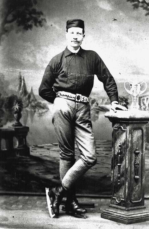 Andrew E. Norman, ca. 1885. Photograph courtesy of Chris Kale Corcoran.