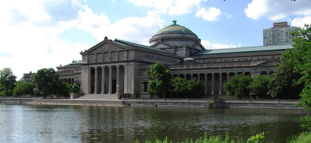 Museum of Science and Industry, 2010. Photo courtesy of Wikimedia.