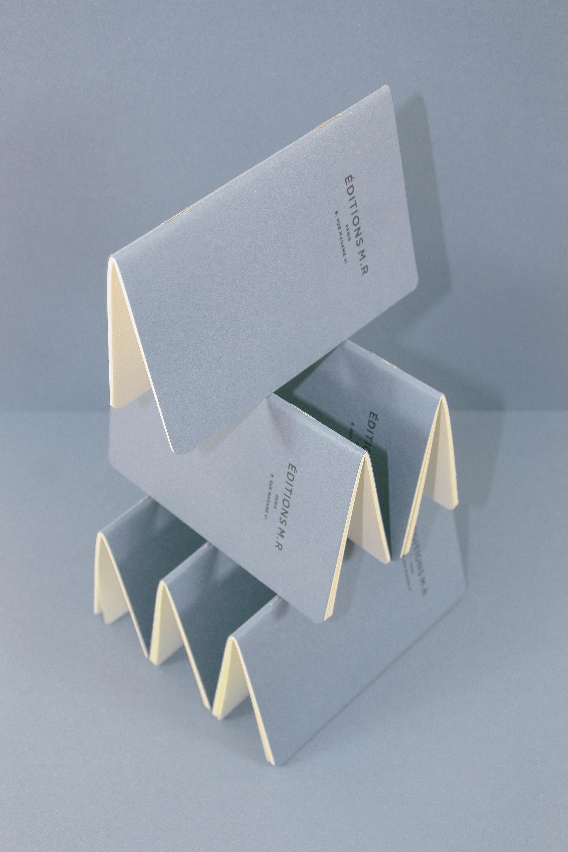 Carnets personnalisés -