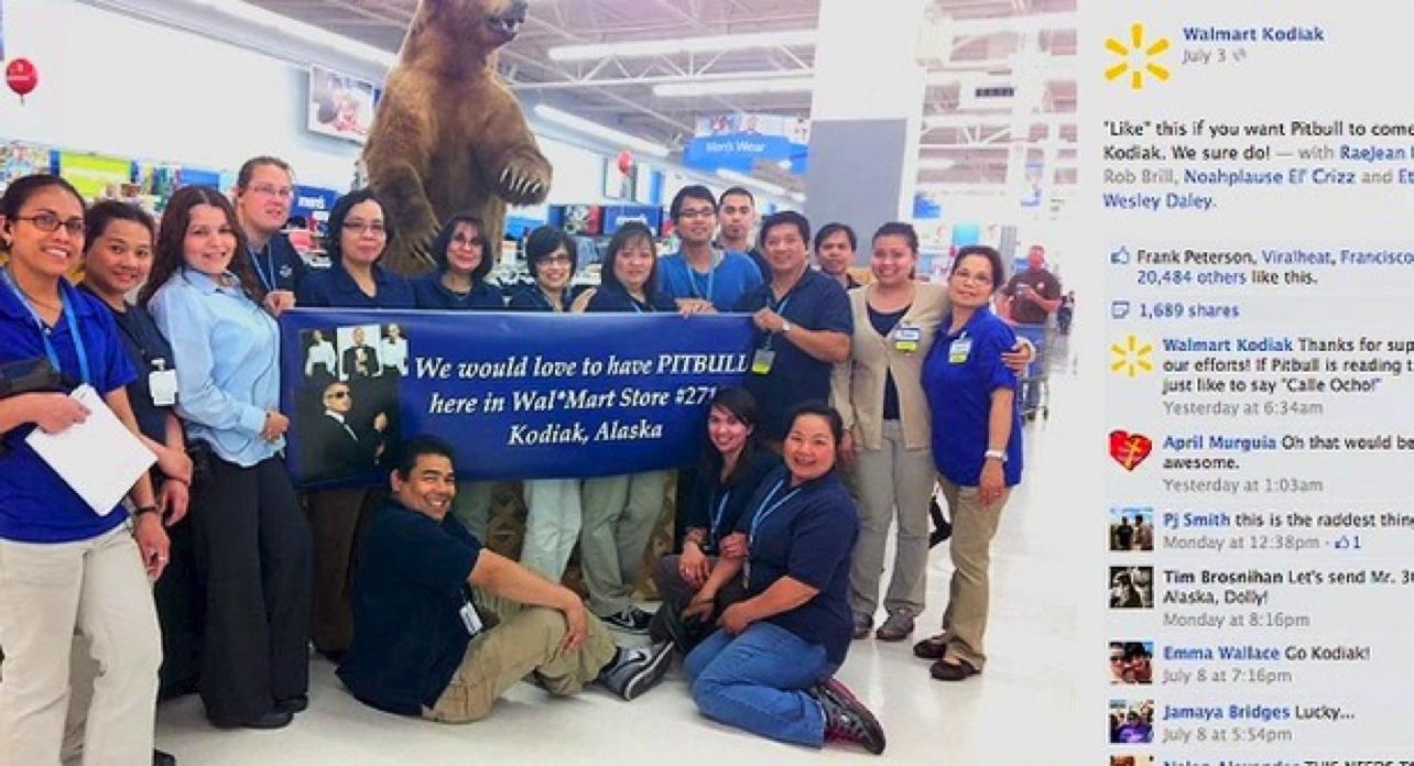 WATCH - Kodiak, Alaska - Walmart Recap Video