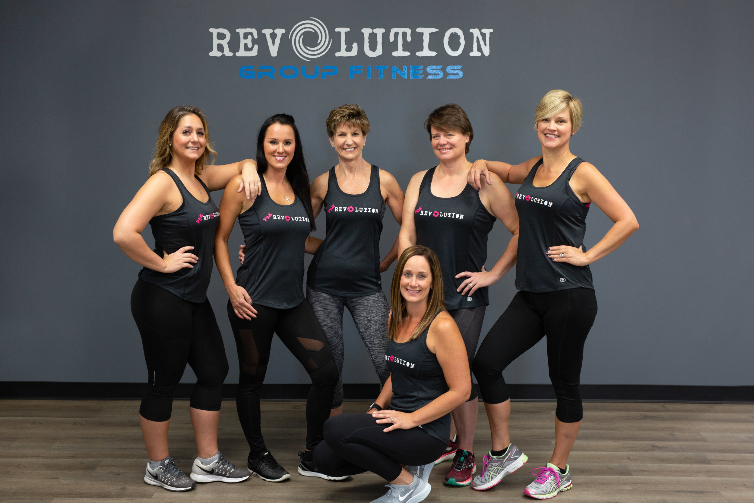 PINK REVOLUTION - We are PINK! Just a group of women who are: Passionate, Inspired, Non-judgmental, and have become Kindred-Spirits.To get involved with the next group of Women's PINK REVOLUTION, contact Ali.