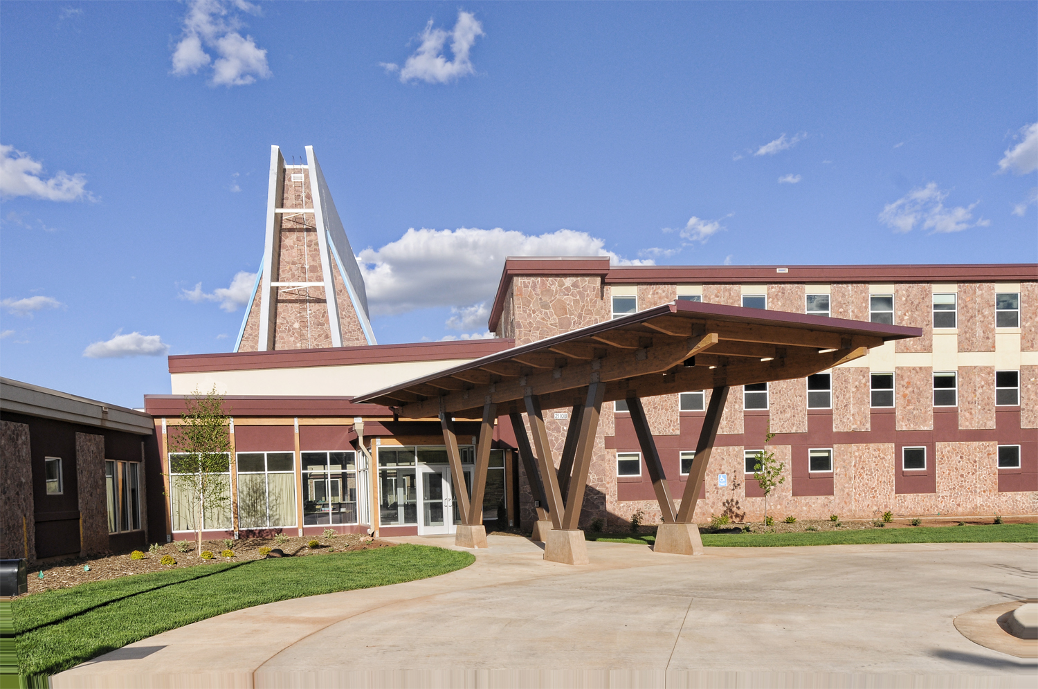 TERRA SANCTA CAMPUS - RAPID CITY.SD
