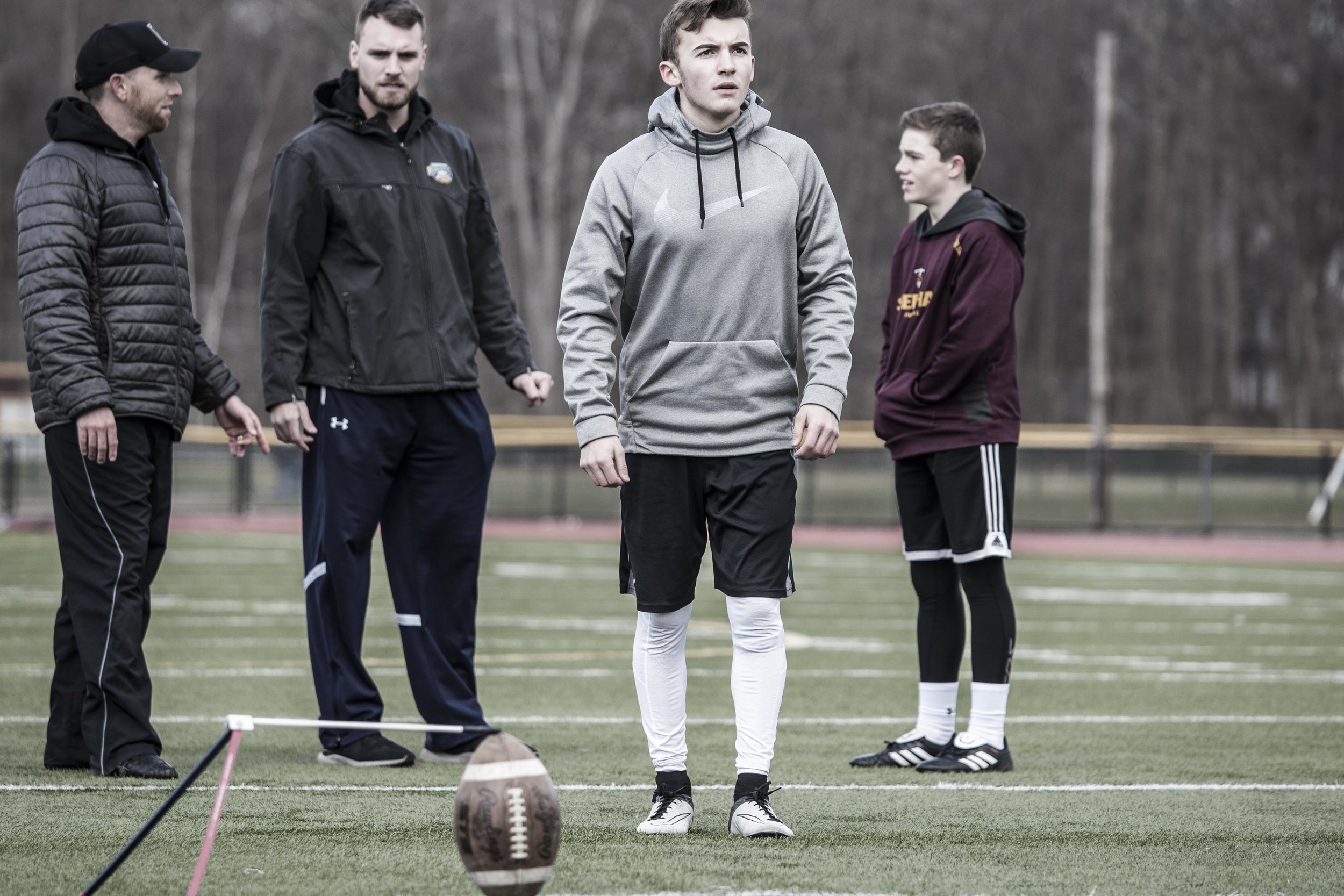 College Level - We have helped develop numerous K/P/LS at DIII, DII, DIAA and DIA Programs such as: Tennessee, Vanderbilt, UCONN, UMASS, Temple, Yale, Cornell, Florida Atlantic U and many more…