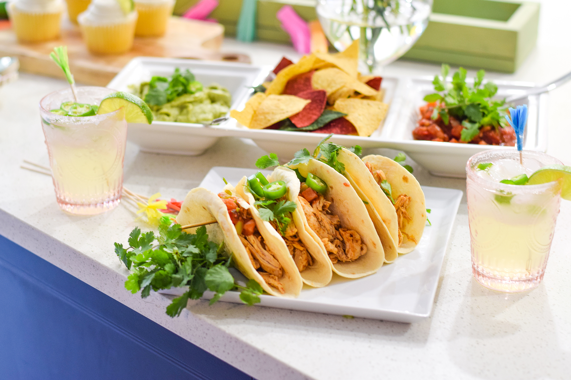 Fiesta with Tacos
