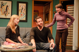 Maria Rowene, Tom Pilutik & Emily Campion (2011 cast)
