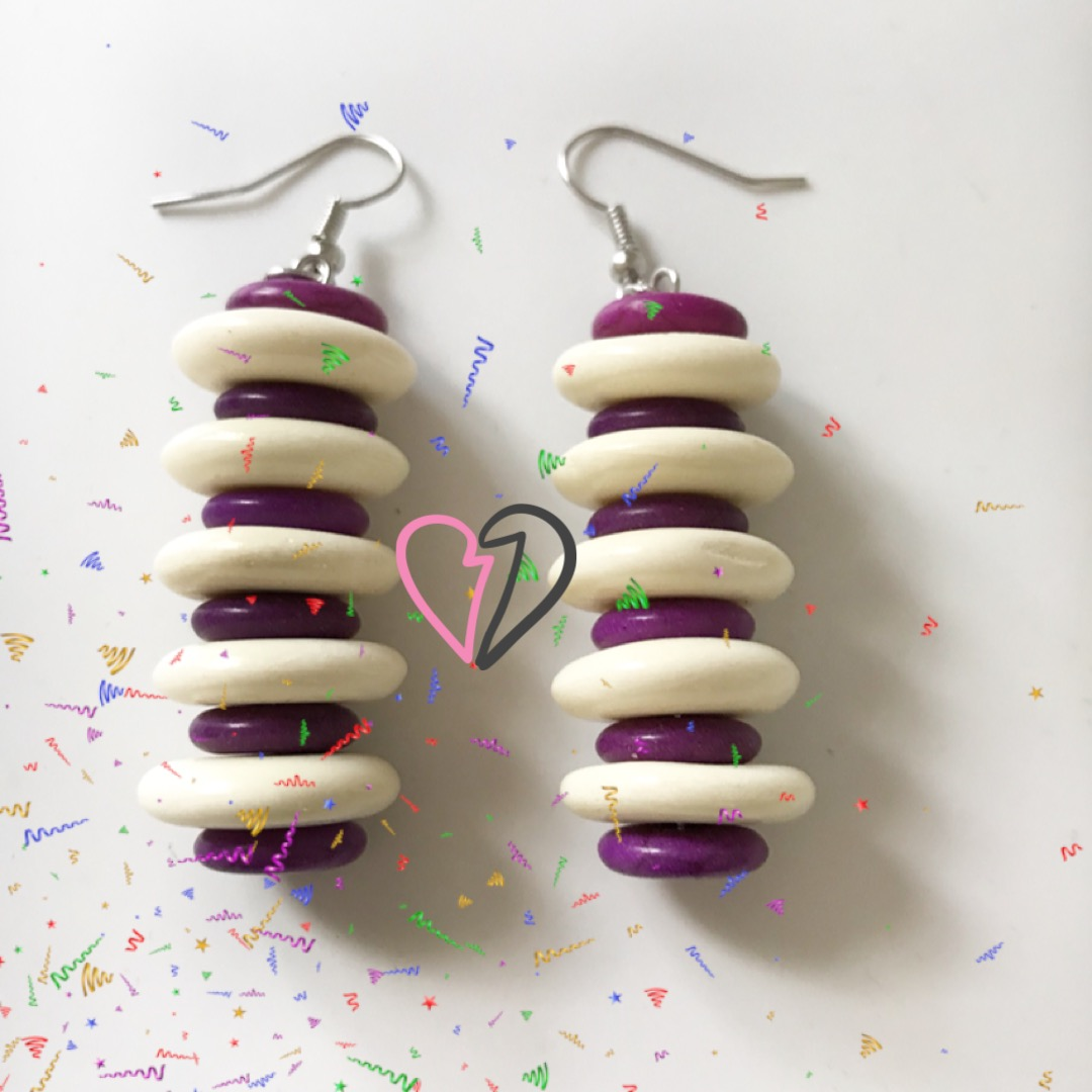 Shop Earrings    Add a special spark to your wardrobe with beautiful, handmade earrings