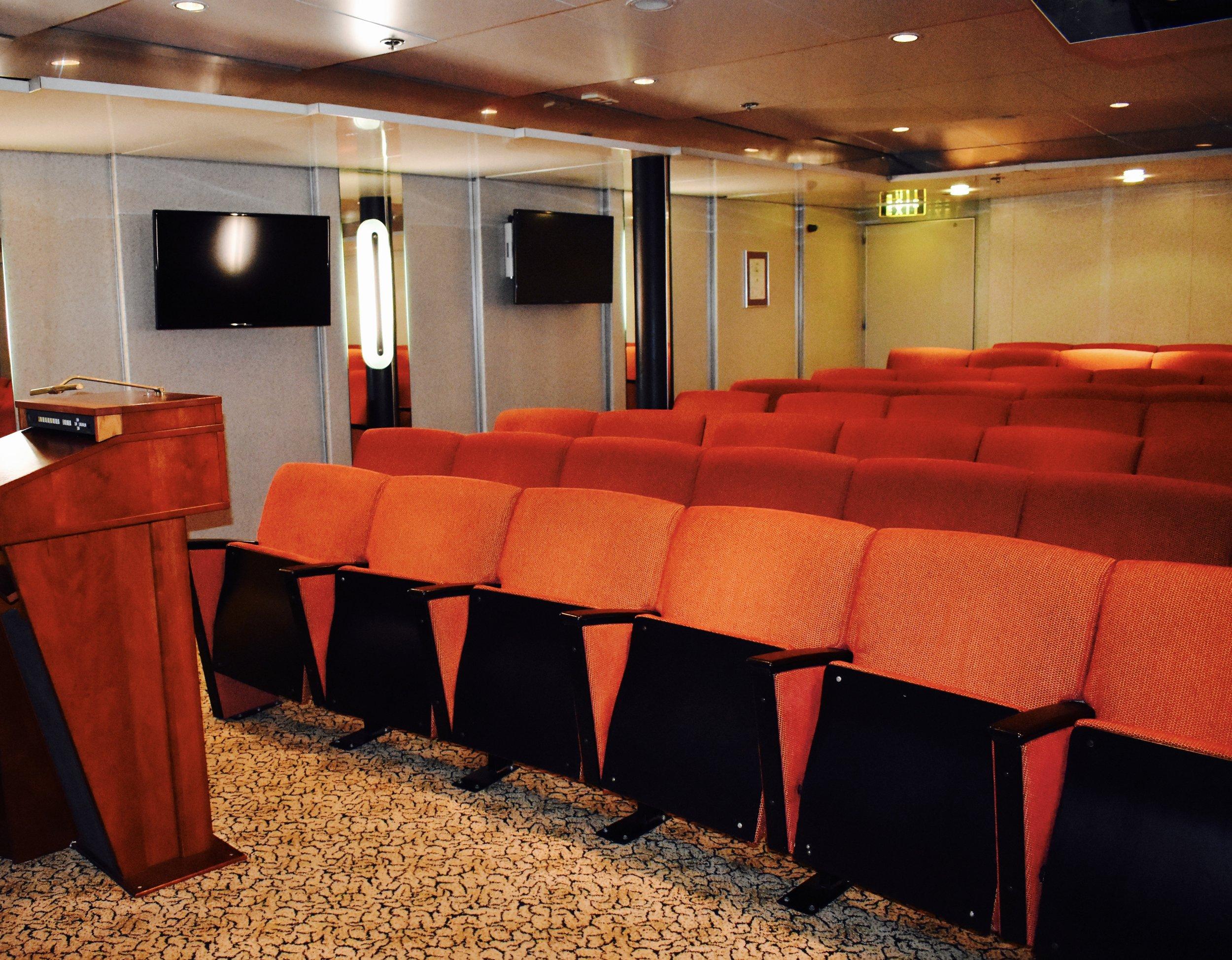 Resolute Presentation Room