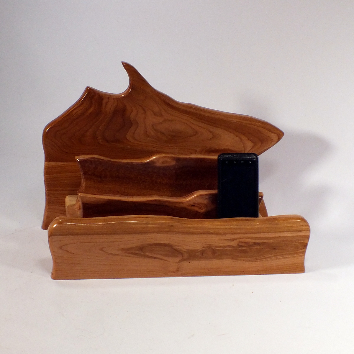 sq front phone WB 2-tb-knotty-ch-semo-1-4-17-charging-station-tech-tamer-woodworks.Jpg