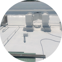Cool Roof / Reflect UV Rays