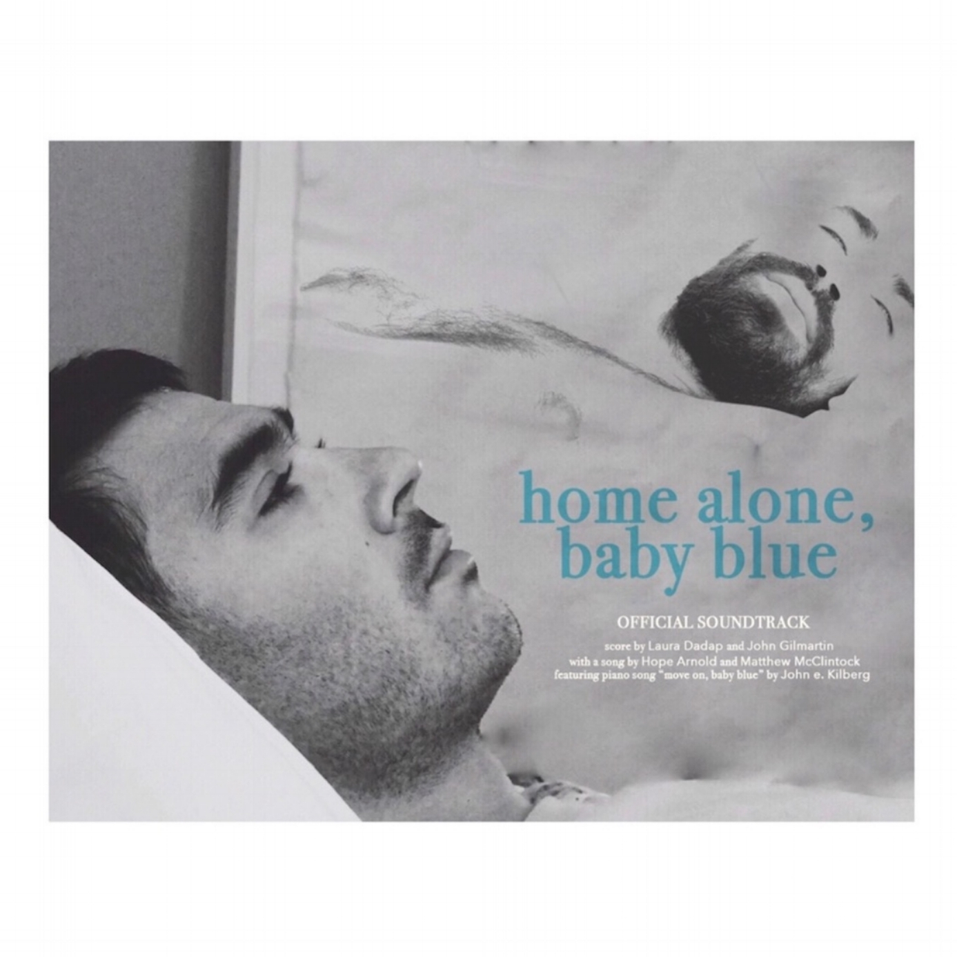 OUT NOW - HOME ALONE, BABY BLUE ORIGINAL SOUNDTRACK (VARIOUS ARTISTS)