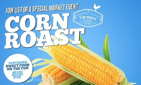 Celebrate the local harvest with a corn roast at the Annette Village Farmer's Market on September 18th from 3-7 pm. Market attendees can enjoy delicious local corn with all the fixings, BBQ eats, baked goods, VQA wines and so much more. The Annette Village community looks forward to this annual event each September as its an opportunity to enjoy all that our local farmers and artisans have to offer during the harvest, get together and reconnect at the end of the summer season. 🌽 . . . #cornroast #annettevillage #farmersmarket #specialevent #cornonthecob #bbq #localeats #supportlocal #shoplocal #toronto #avfm2019