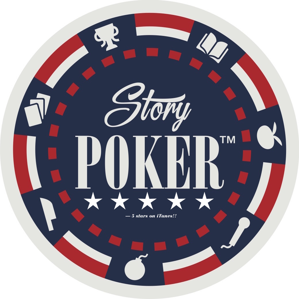 Story Poker™ - The Live Shows! - We have had 5 Live Shows at the Lyric Hyperion Theatre in SilverLake, Los Angeles, CA. Make sure to check back regularly for dates and guests!Past guests have included: Becky Robinson, Sandro Iocolano, Ed Greer, Jeremiah Watkins, Ryan Sickler, Billy Bonnell, Emily Maya Mills, Kira Soltanovich, Earl Skakel, Matt McCarthy, Joe Dosch, Chase Bernstein, Leah Kayajanian, Helen Hong, Mary Lynn Rajskub, Mike Lawrence, & many more!Another perk of the live shows is you get to hear the Live Music from the show from Danny Fitch!We are also VERY excited to Debut Story Poker™ Live! at the EDINBURGH FRINGE FESTIVAL, this August 21-27, 2017. #EdFringe17