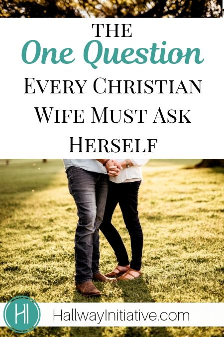 Question Every Christian Wife