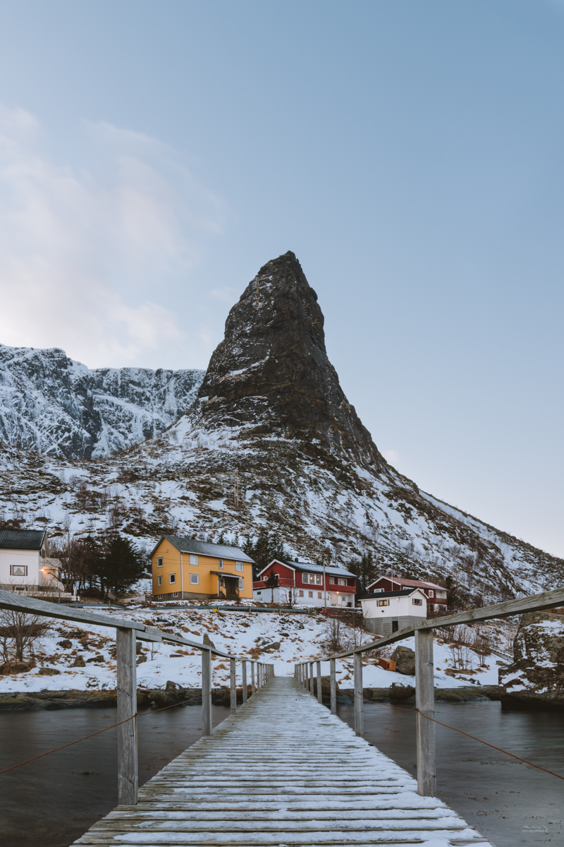 A Reine classic photographic composition