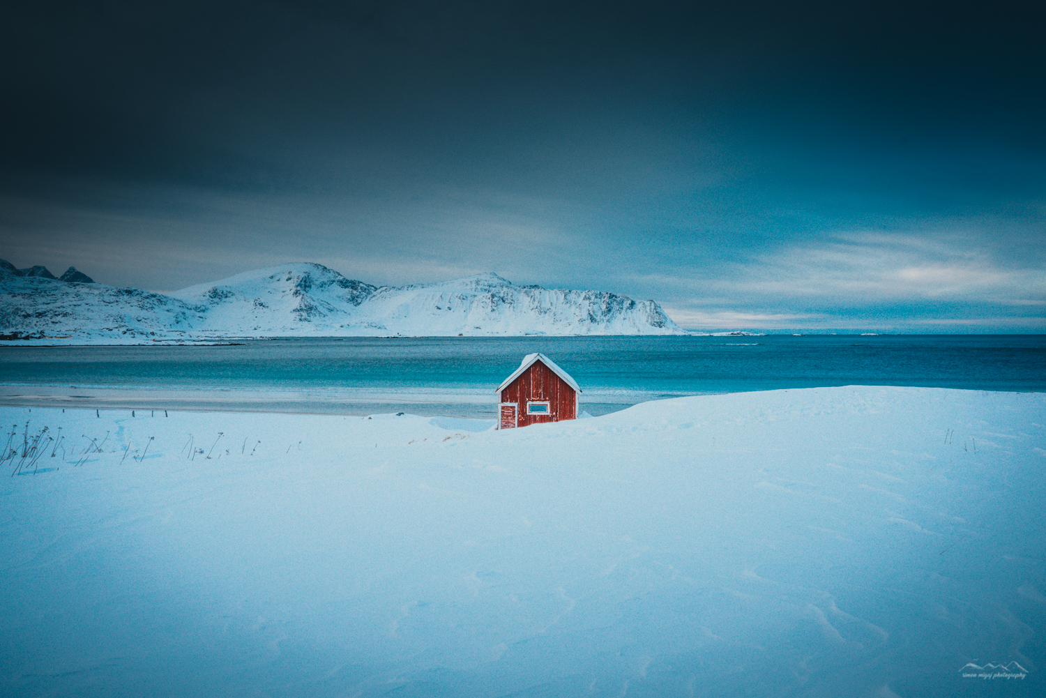Travel photography in Senja, Norway
