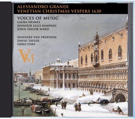 Venetian Christmas Vespers