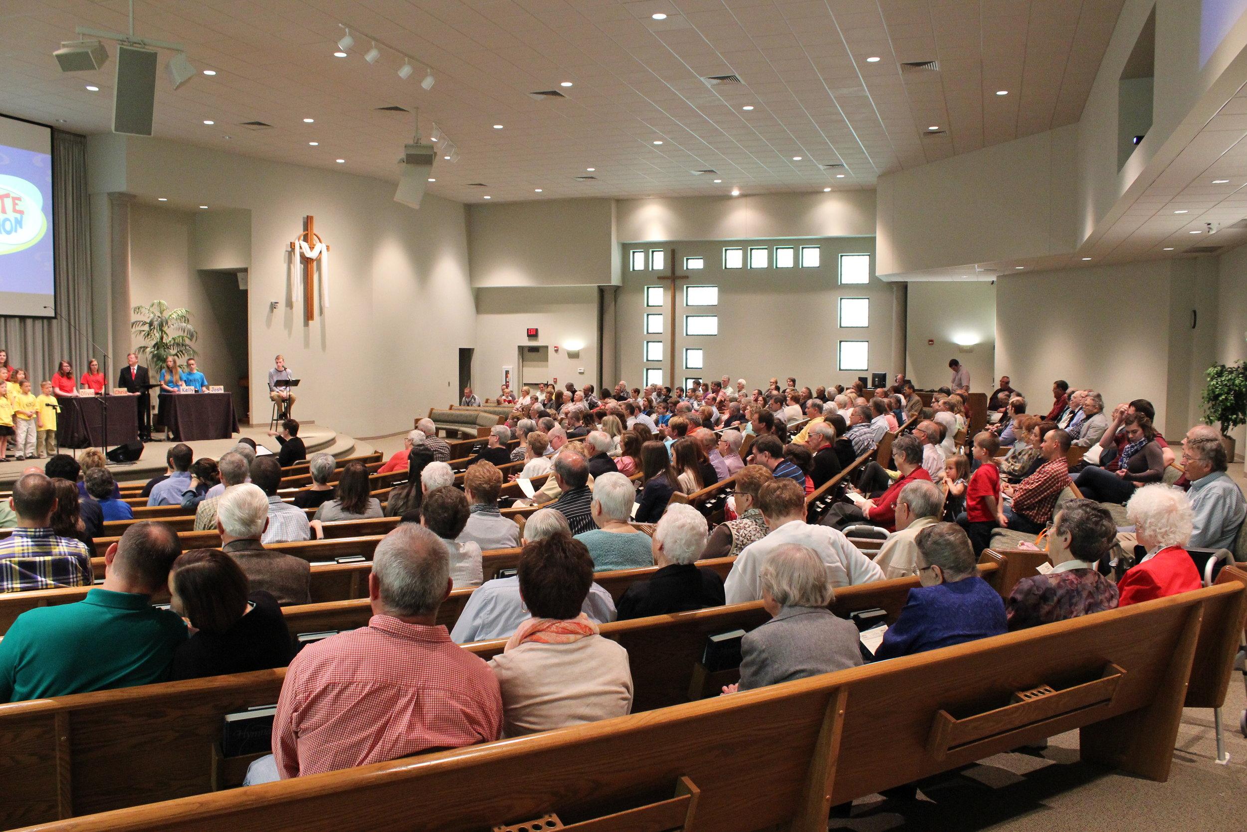 Central Mennonite Church