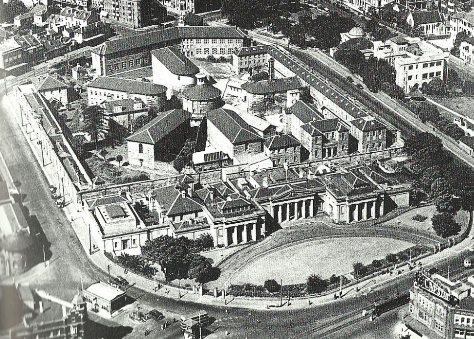My art school was the old convict jail in East Sydney. It was a great place to discover inner freedom!