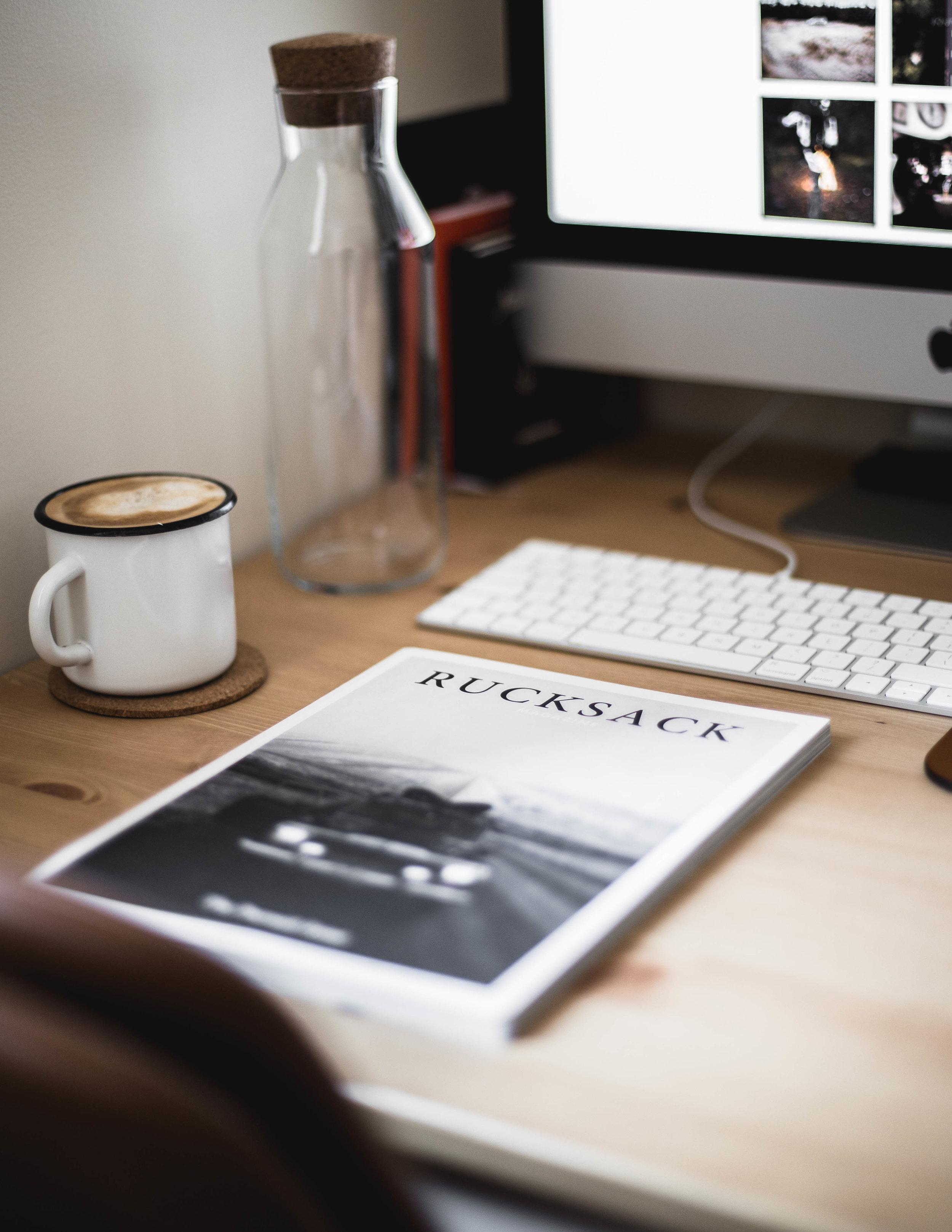 Featured on Rucksack Online Journal