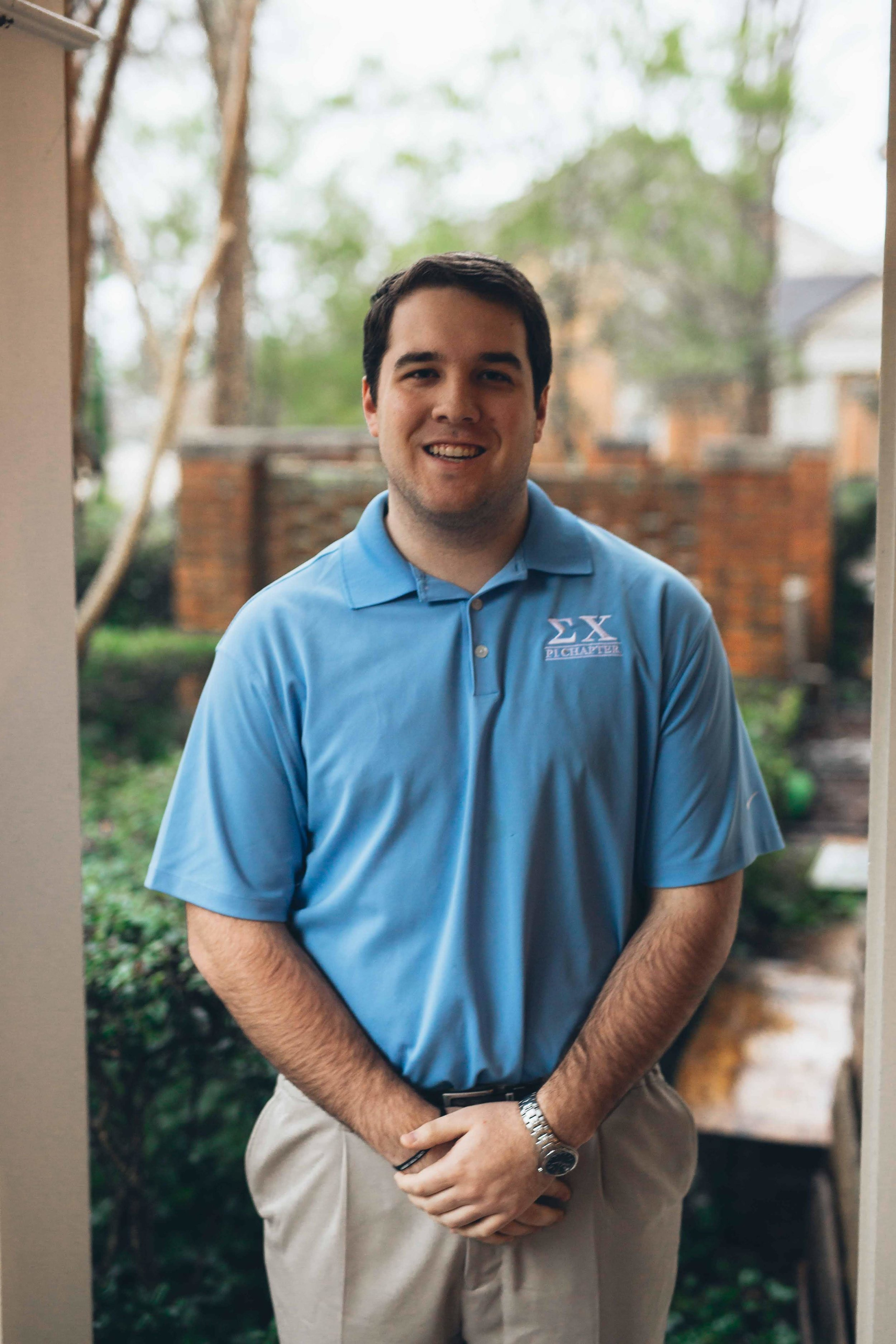 Matthew Brooks - Risk ManagerMarketing MajorRome, GAmbrooks5@samford.edu