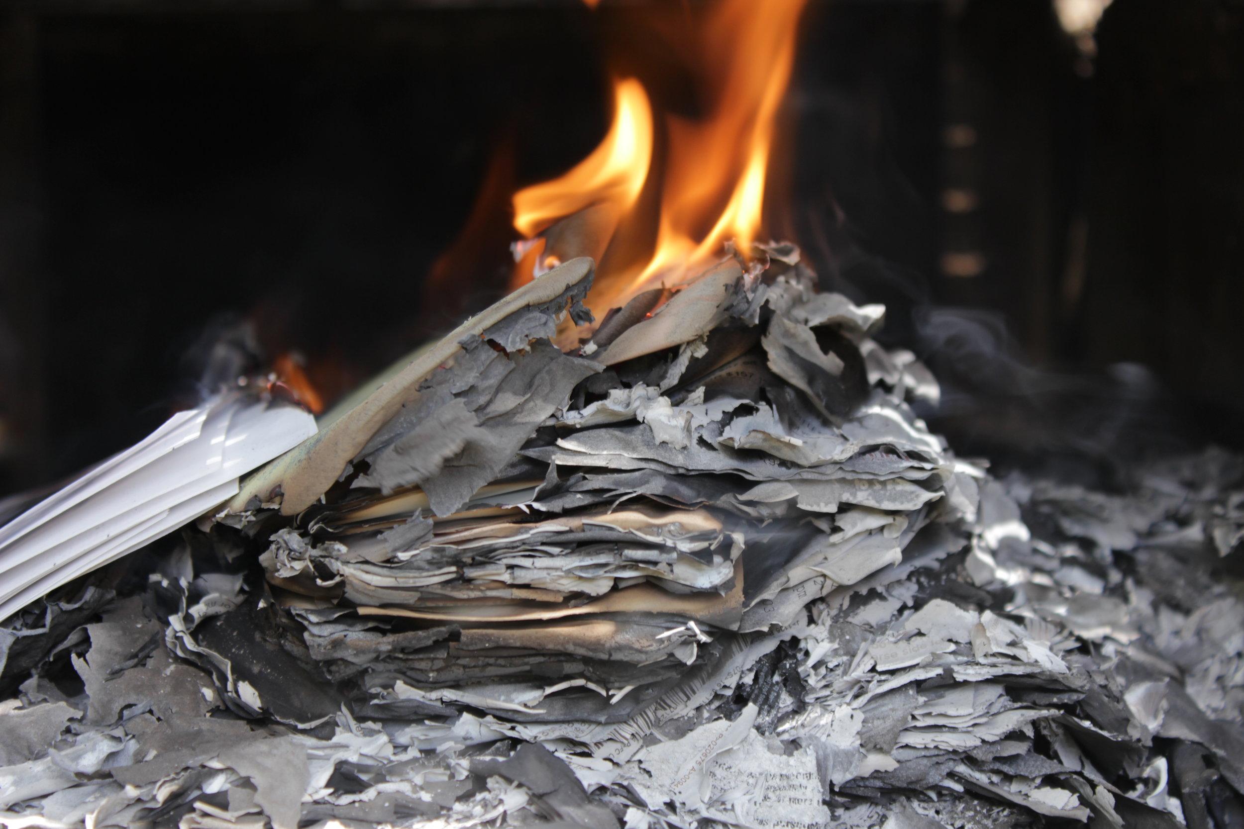 Burning My Life 3827