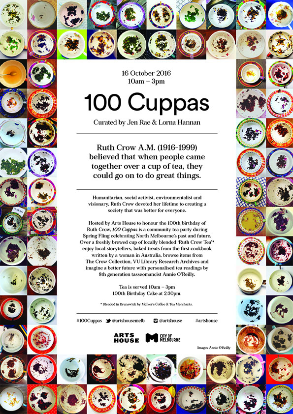 Poster image for 100 Cuppas.