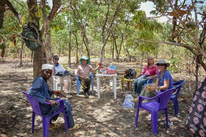 Picnicking at Yola Fulako Dam!