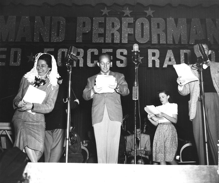 Daley, Crosby, Garland & Sinatra