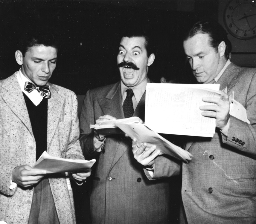 Sinatra, Colonna, & Hope