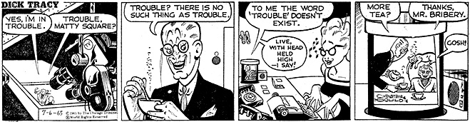 Panel from July 6, 1965