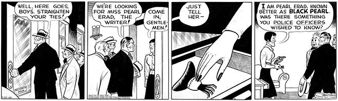 Panel from September 27, 1940