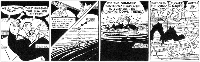 Panel from July 31, 1944