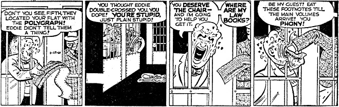 Panel from January 25, 1960