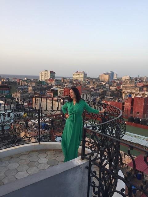 Ruth at La Guarida rooftop.jpeg