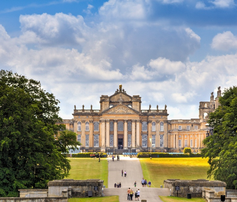Blenheim+Palace