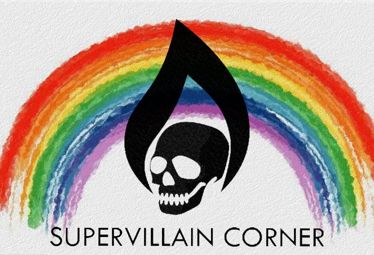SUPERVILLAIN CORNER