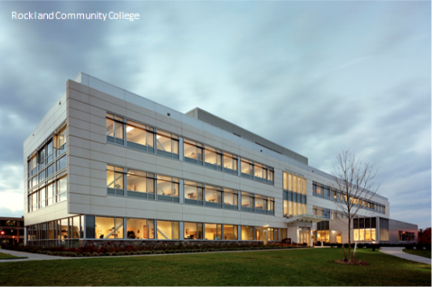 Rockland Community College in Suffern, N.Y.